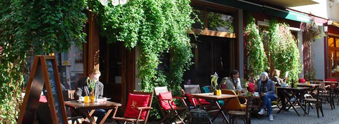 Nacht Cafe Berlin